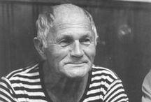 ボフミル・フラバル (Bohumil Hrabal) / 世紀後半のチェコ作家の中で一番大切な人です。