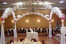Wedding Balloons / Hochzeits-Dekorationen, Wedding, Verlobung,