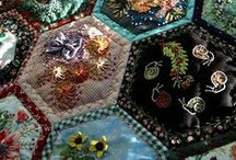 Beautiful Quilts! / Here are some amazing things we've found. Get ideas for patterns, stitching, and creative things to do with all of your fabrics!