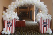 Balloon Arches and Doors