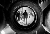 """IRON by Qπш Robert Kupisz Winter 2014/15 - backstage / fot. Marek Makowski / backstage pokazu Roberta Kupisza """"Iron"""" zima 2014/15"""