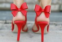 Charity Chics Sassy Shoes / At #CharityChics we heart  any #style of #Red #Shoes. Kick up your heels with us at our next #networking event. www.charitychics.com