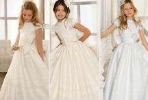 Communion dresses and suits | Vestidos y trajes de comunion / Communion dresses and suits | Vestidos y trajes de comunion