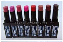 Be Matte Lipstick / Reviews, swatches, and pics of our must-have, Be Matte Lipstick