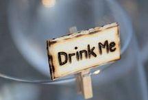 live love life ...wine / hylarische borden e.d. over wijn
