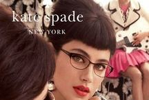 Kate Spade / Kate Spade eyewear uses the same bright, bold colors and styles she is known for in her other accessory lines. Available at EyeCare Associates Inc. EyeCare Associates has 19 locations throughout Alabama. https://www.webeca.com