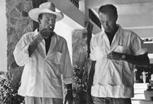 July 1: Guayabera Day / Hot summers demand cool clothes. We celebrate the guayabera in all its traditional and modern interpretations, from wedding-appropriate men's shirts to ladies' dresses and baby onesies.