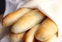 Bread Recipes / Recipes for basix and machine bread, rolls etc. Ideas how to twist them.