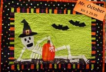 Spooktacular, 2016! / Here are some quilts from our Halloween Spooktacular, happening June 24th and 25th, 2016 at Quilts Ole!