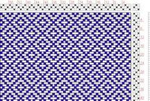Kudontakartat / Hand Weaving Drafts