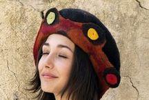 Felting - Hats