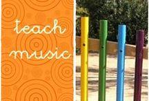 teach music / Emergent music learner and movement. Preschool