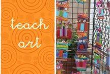 art preschool / teaching art to preschool and kindergarden.
