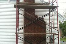 Chimney Repairs / Different types of chimney repairs.