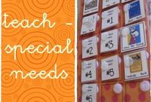 special needs / tools and activities to make easy learn and teach / adapt
