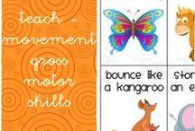 movement preschool