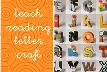 teach reading - letter craft