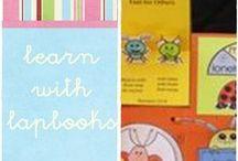 preschool lapbook