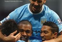 Manchester is always blue !!!