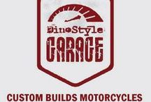Dinostyle Garage / Dinostyle garage was founded only 2 years ago in 2012 from Dinos, a mechanic that counts 15 years in the business. He is dedicated in giving life to bikes having in mind that they must be 100% ready for use and not just for display! The real joy that i collect he says, is the enthusiasm and the appreciation of people when they check my projects! At this instant he is working with a Honda CB400 1982. For more: https://www.facebook.com/DinostyleGarage