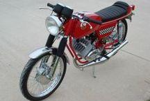 George's Garage / #motorcycle #restoring #customizing