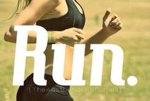 I run / It's my motivation. To always be better than yesterday.