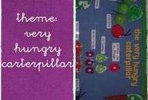 very hungry carterpillar theme