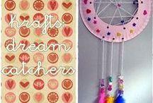 dream catchers craft