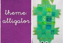 alligator theme