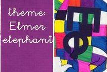 elmer the elephant theme