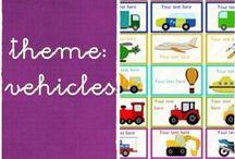 vehicles theme