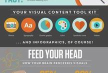 Infographics / Infographics about Social Media/Advertising/Marketing/Neuromarketing/Copywriting & probably many more.