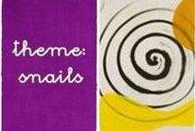 snail theme