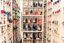 S h o e s / Shoes, shoes, shoes. Heels, trainers, sandals, boots...