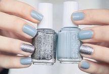 N a i l s / Nail art and pretty colours / designs.