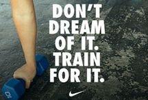 F i t s p i r a t i o n / Exercises and fitness motivation.