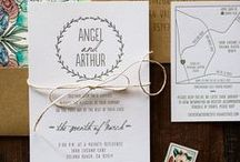 Invitation Only / Get creative and add a personal touch when inviting guests to your Granville Inn event!
