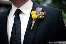 Boutonnieres by Greenery