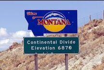 Montana and Idaho / My favorite states!! / by Barry Hendrix