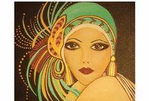 Art Deco (& Noveau) / All thing Deco