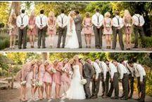 Wedding Day Attire / Bridal Party Attire