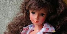 Barbie-like fashion dolls from 90's and earlier