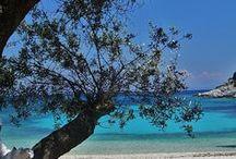 Kefalonia beaches / Beutiful beaches of Kefalonia island