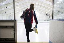 Ice skating <3