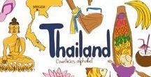 Teaching English in Thailand / Find information about traveling and teaching English in Thailand on Pinterest. Visit ESLexpat.com for more details about teaching in Thailand and other destinations.