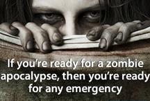 Zombie Apocolypse / by Mehitabel