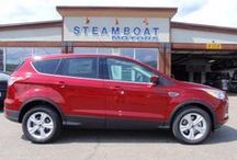 Vroom Vroom / We love cars and we know you do too. / by Steamboat Motors