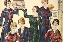 Fashion 1910's / by Mehitabel