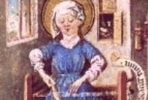 Weaving card & tablet / by Mehitabel