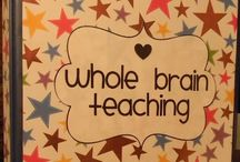 Whole Brain Teaching / Great ideas and useful resources for whole brain teaching.